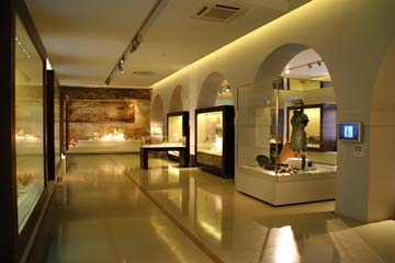 Le Musée archéologique Nauplie