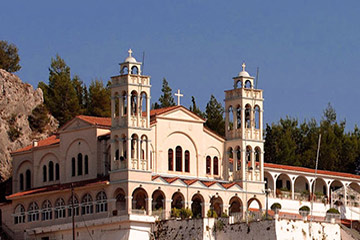 The Church of the Annunciation-Nafplio Sightseeing Monuments