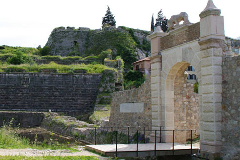 Land Gate of Nafplio-Nafplio Sightseeing Monuments