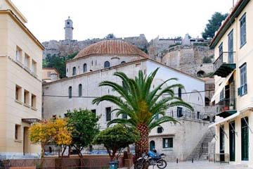 Old Parliament Nafplio-Nafplio Sightseeing Monuments