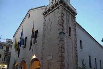 Theotokos Nafplio-Nafplio Sightseeing Monuments