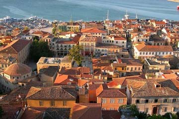 Old Nafplio city-Nafplio Sightseeing Monuments