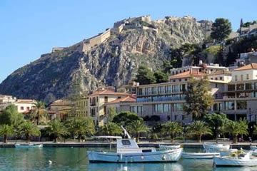 Palamède- Le Symbole de la Nauplie Tourisme Monuments