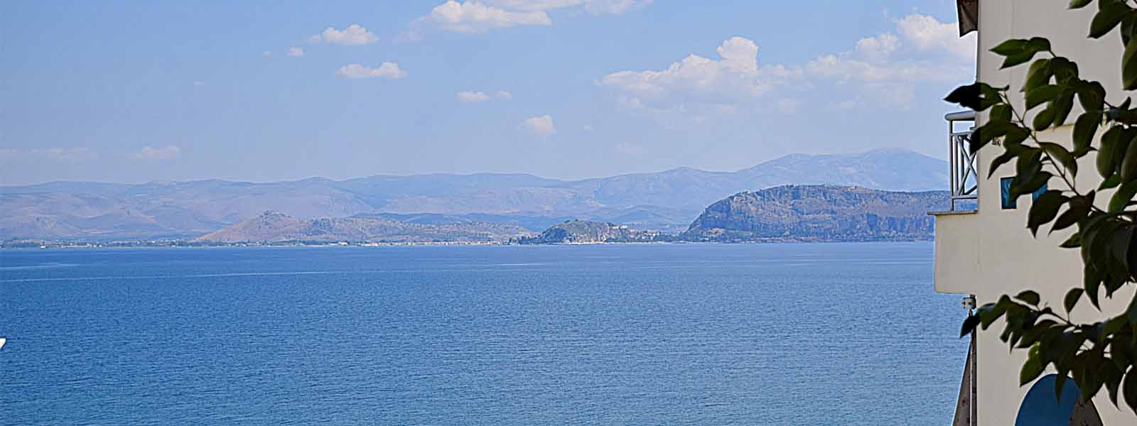General view Kiveri Nafplion