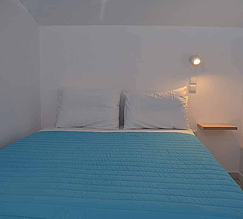 Meli Holiday loft apartment bedroom 2