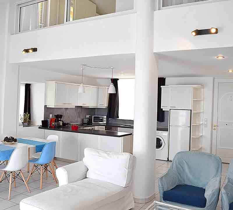 Meli Holiday loft first floor Kiveri Nafplion