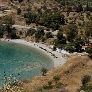 Kastraki -Plage-Nauplie Plages- Grèce-PELOPONNESE
