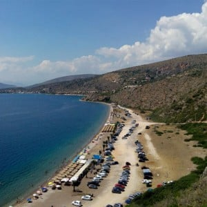 Vivari-Kondili –Nauplie Plages- Grèce -KIVERI-PELOPONNESE