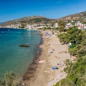 Plage de Tolon - Nauplie Plages- Grèce- PELOPONNESE
