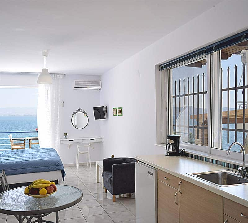 Nafplio Sea view Holiday Studio-Kiveri-Greece