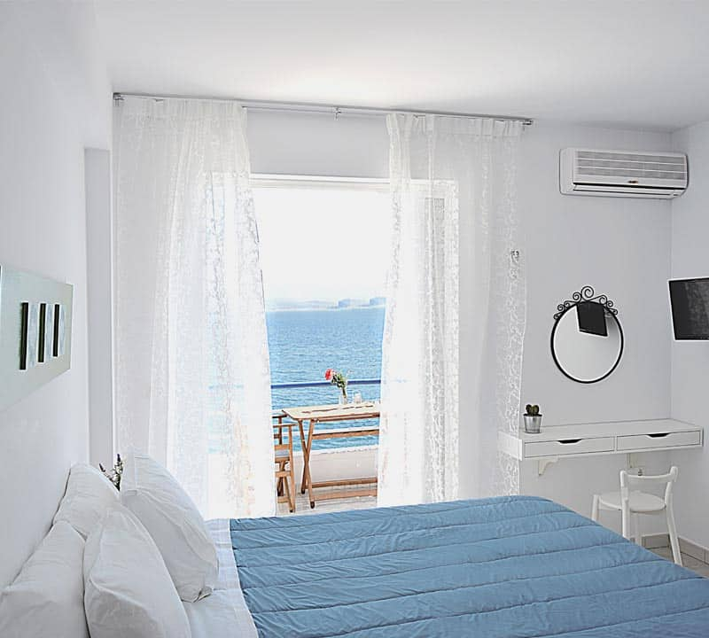Nafplio waterfront studio apartment-Meli holiday rentals-Kiveri-Greece